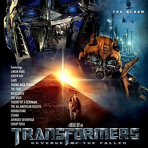 Саундтрек/Soundtrack Transformers: Revenge of the Fallen (2009) Трансформеры: Месть падших (2009)