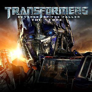 Score | Transformers: Revenge of the Fallen | Steve Jablonsky (2009) Музыка из фильма | Трансформеры: Месть падших | Стив Яблонски (2009)