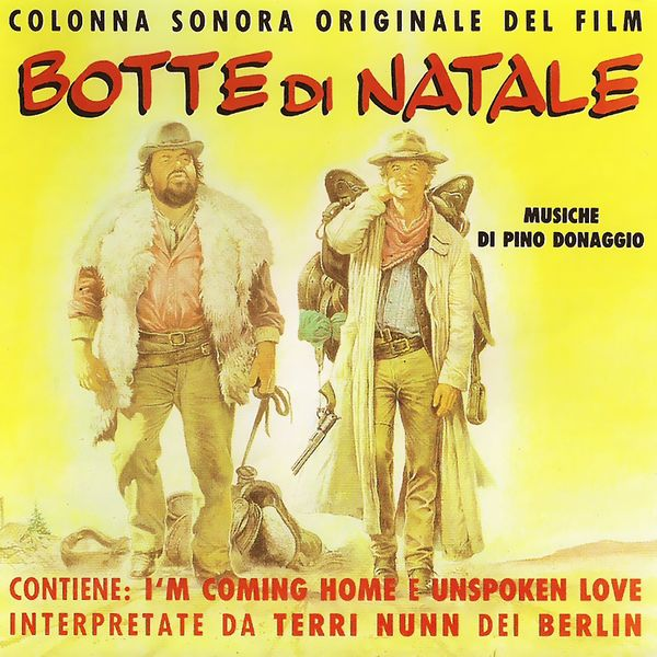 Саундтрек/Soundtrack Troublemakers (Botte di Natale) | Pino Donaggio (1994) Любители неприятностей | Пино Донаджио