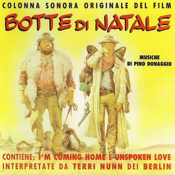 Саундтрек/Soundtrack Troublemakers (Botte di Natale) | Pino Donaggio (1994) Любители неприятностей | Пино Донаджио