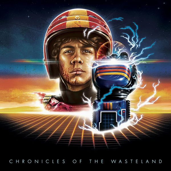 Саундтрек/Soundtrack Chronicles Of The Wasteland / Turbo Kid | Le Matos (2015)| Турбо пацан
