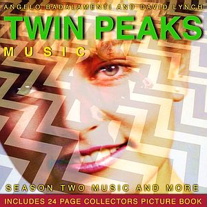 Саундтрек/Soundtrack Twin Peaks (Season Two Music and More)