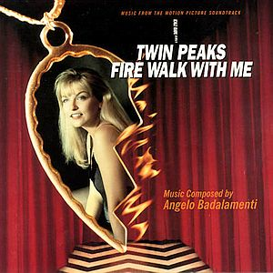 Саундтрек/Soundtrack Twin Peaks: Fire Walk With Me