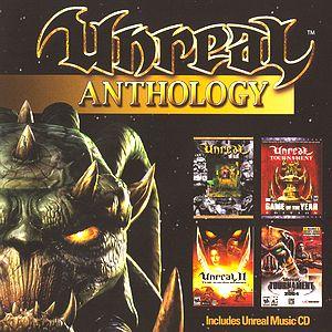 Саундтрек/Soundtrack Unreal Anthology