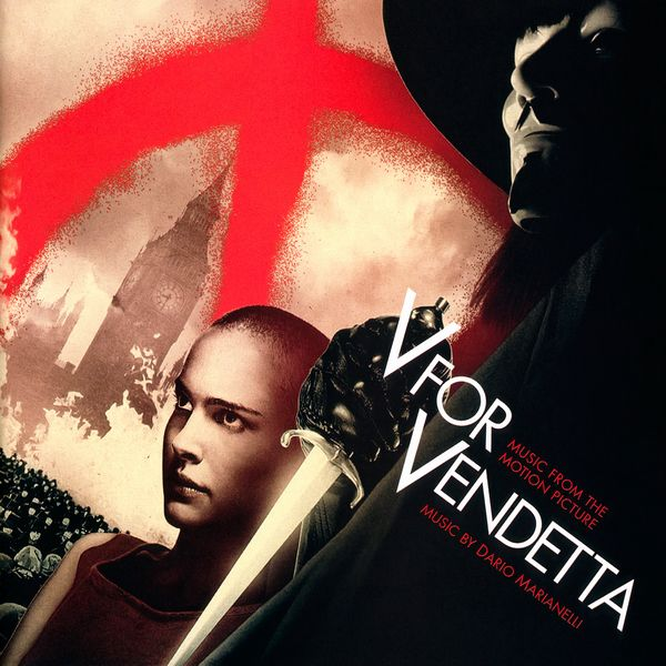 Саундтрек/Soundtrack V for Vendetta | Dario Marianelli (2005) V значит Вендетта | Дарио Марианелли