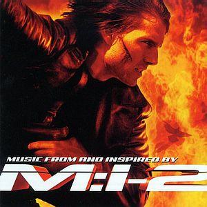 Саундтрек/Soundtrack Mission Impossible 2 (MI2, M:I-2) (2000) Миссия невыполнима 2