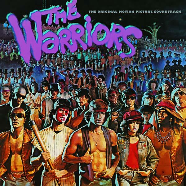 Саундтрек/Soundtrack Warriors, The | Various Artists (1979) Саундтрек | Воины