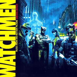 Саундтрек/Soundtrack Watchmen (2009) Хранители