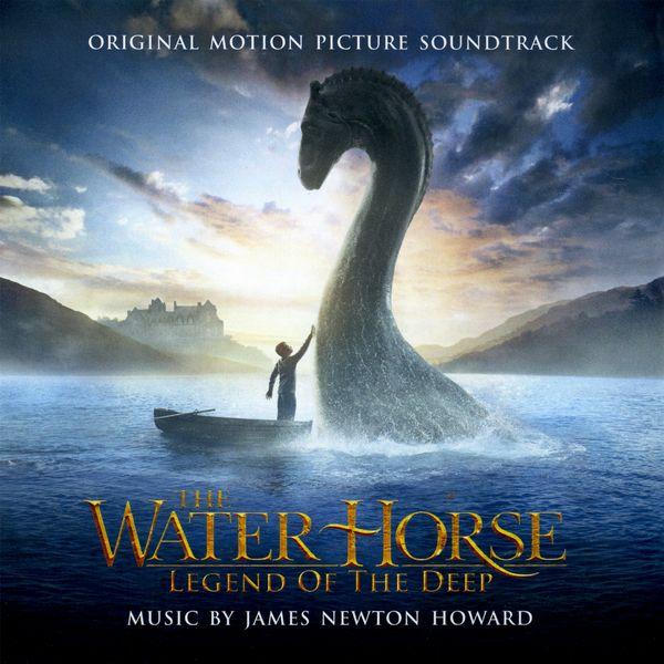 Саундтрек/Soundtrack The Water Horse: Legend Of The Deep | James Newton Howard (2007) Мой домашний динозавр | Джеймс Ньютон Говард