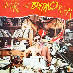 Саундтрек/Soundtrack Where the Buffalo Roam