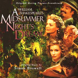 Саундтрек/Soundtrack William Shakespeare's A Midsummer Night's Dream