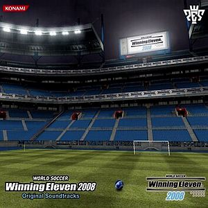 Саундтрек/Soundtrack World Soccer Winning Eleven 2008