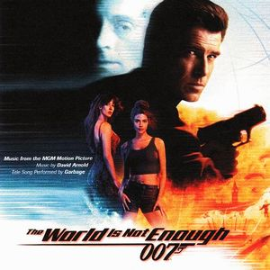 Саундтрек/Soundtrack The World Is Not Enough (James Bond 007)  (1999) И целого мира мало