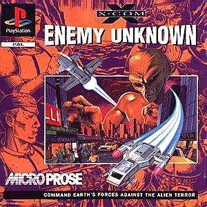 Саундтрек ufo — enemy unknown x com ufo defence