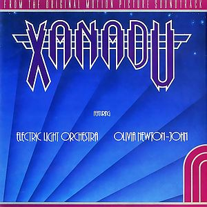 Саундтрек/Soundtrack  Xanadu | E.L.O., Olivia Newton-John, Cliff Richard (1980)  Xanadu | Оливия Ньютон-Джон, Клифф Ричард
