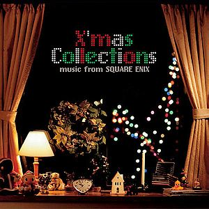 Саундтрек/Soundtrack X'mas Collections music from SQUARE ENIX