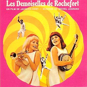 Саундтрек/Soundtrack The Young Girls of Rochefort