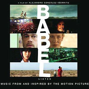 Саундтрек к Babel