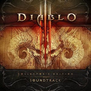 Саундтрек/Soundtrack Diablo III Collector's Edition