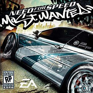 Need For Speed - Most Wanted soundtrack