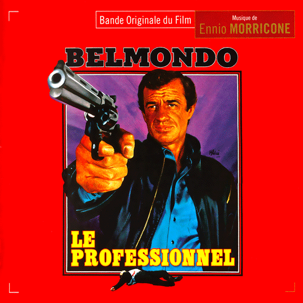 Саундтрек/Soundtrack Le professionnel (The Professional) | Ennio Morricone (1981) Профессионал | Эннио Морриконе