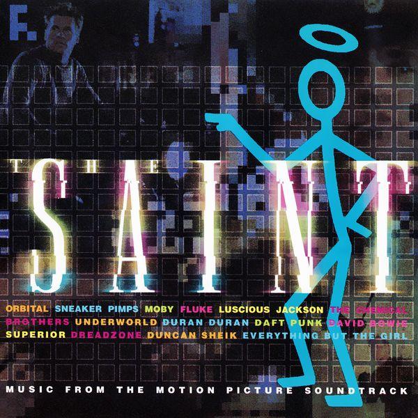 Саундтрек/Soundtrack Saint, The | Various Artists (1997) Святой | Разные исполнители