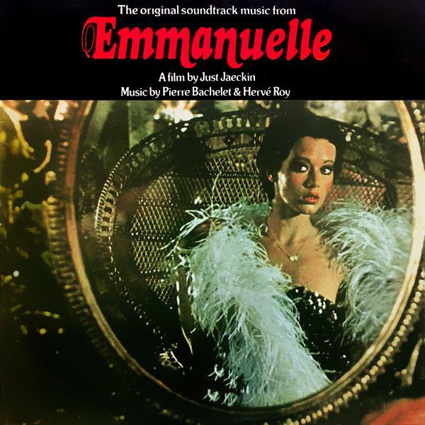 Саундтрек/Soundtrack Emmanuelle (1974) Эммануэль