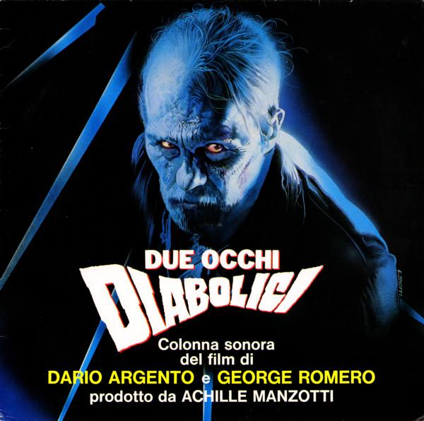 Саундтрек/Soundtrack Due occhi diabolici (Two Evil Eyes) | Pino Donaggio (1990) Два злобных глаза | Пино Донаджио