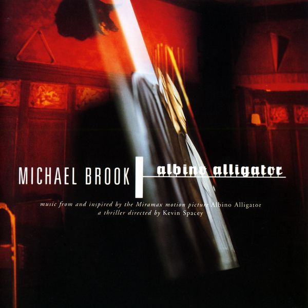 Саундтрек/Soundtrack Albino Alligator | Michael Brook (1996) Альбино Аллигатор | Майкл Брук