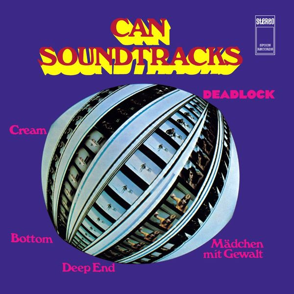 Soundtrack | Can Soundtracks | Can (1970)  Саундтрек | Can Soundtracks | Can (1970)