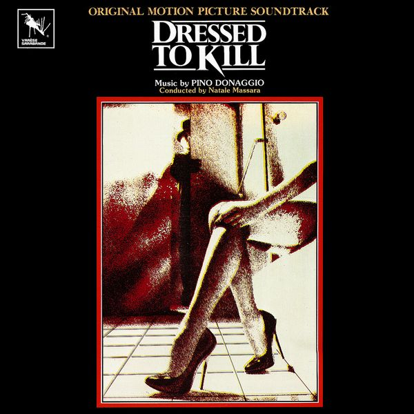 Саундтрек/Soundtrack Dressed to Kill | Pino Donaggio (1980) Бритва | Пино Донаджио