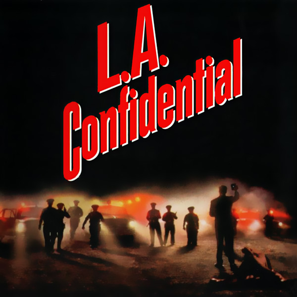 Саундтрек/Soundtrack L. A. Confidential | Jerry Goldsmith (1997) Секреты Лос-Анджелеса | Джерри Голдсмит