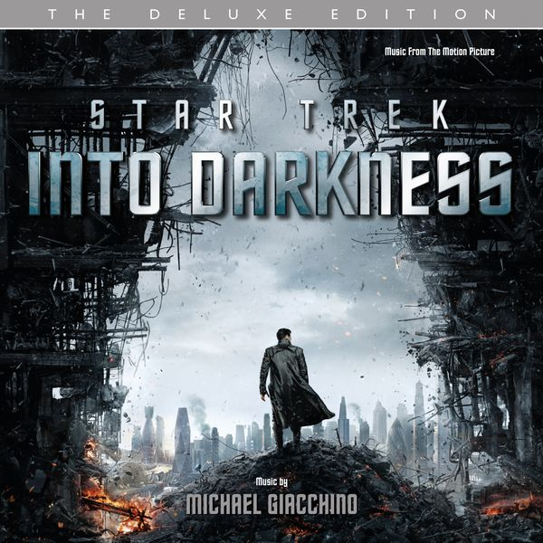 Саундтрек/Soundtrack Star Trek: Into Darkness [Deluxe Edition] | Michael Giacchino (2013) Стартрек: Возмездие | Майкл Гьяччино