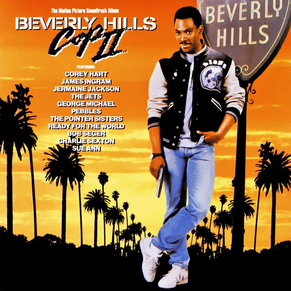 Саундтрек/Soundtrack Beverly Hills Cop II | Various Artists (1987) Полицейский из Беверли-Хиллз 2 | Разные исполнители