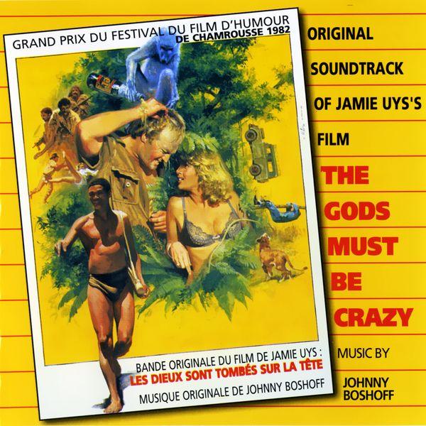 Саундтрек/Soundtrack Gods Must Be Crazy, The | John Bosshoff (1980) Боги, наверное, сошли с ума | Джон Бошофф