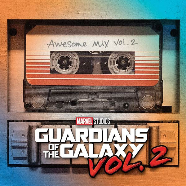 Саундтрек/Soundtrack Guardians of the Galaxy Vol. 2 Стражи Галактики. Часть 2 | Разные исполнители