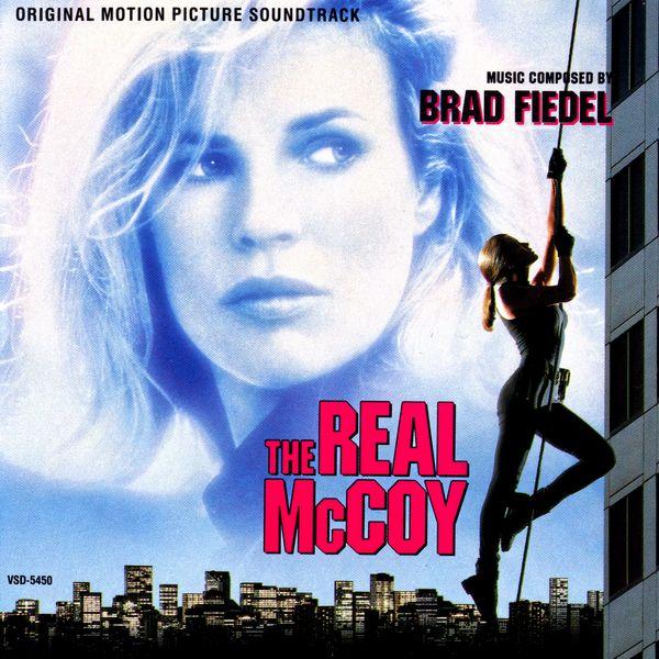 Саундтрек/Soundtrack Real McCoy | Brad Fiedel (1993) Настоящая Маккой | Брэд Фидел