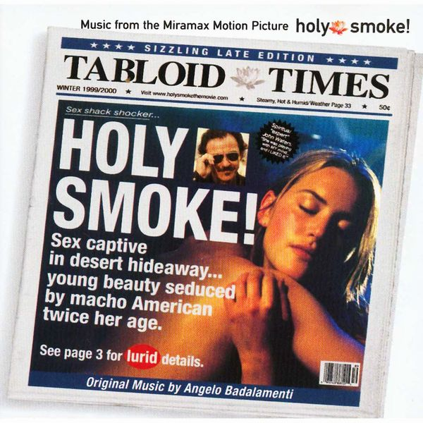 Саундтрек/Soundtrack Holy Smoke | Angelo Badalamenti, Various Artists (1999) Священный дым | Анджело Бадаламенти, Разные исполнители