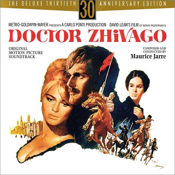 Саундтрек/Soundtrack Soundtrack | Doctor Zhivago | Maurice Jarre (1965) Доктор Живаго | Морис Жар