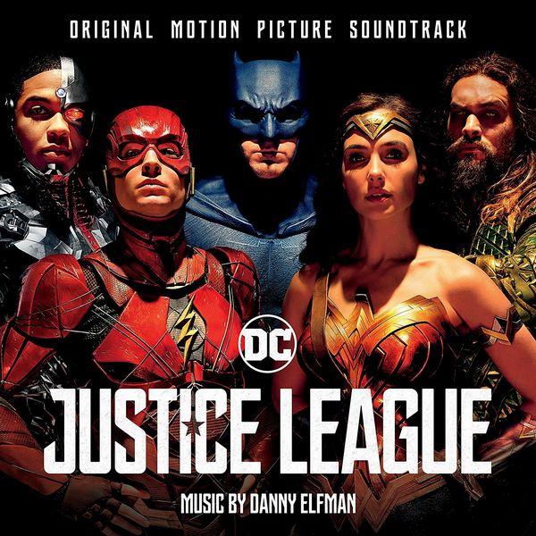 Саундтрек/Soundtrack Justice League   Danny Elfman (2017) Лига справедливости   Дэнни Эльфман