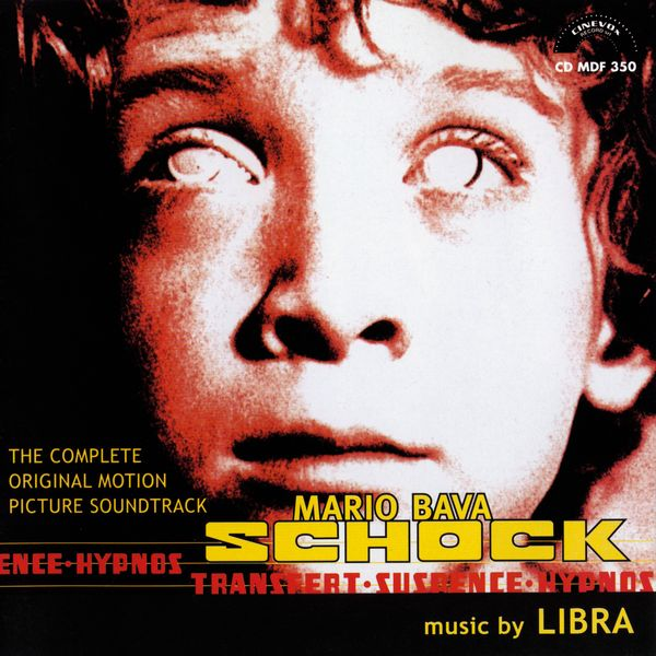 Саундтрек/Soundtrack Soundtrack | Schock (Beyond the Door II) | Libra (1977) Шок