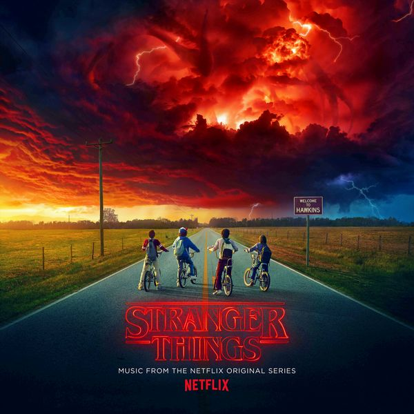 Саундтрек/Soundtrack Stranger Things: Music from the Netflix Original Series | Various Artists (2016) Очень странные дела | Разные исполнители