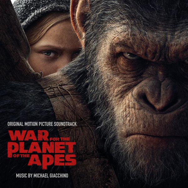 Саундтрек/Soundtrack War for the Planet of the Apes | Michael Giacchino (2017) Планета обезьян: Война | Майкл Гьяччино