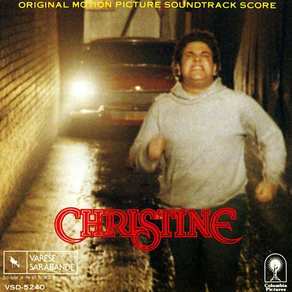 Саундтрек/Soundtrack Christine | John Carpenter (1983) Кристина | Джон Карпентер