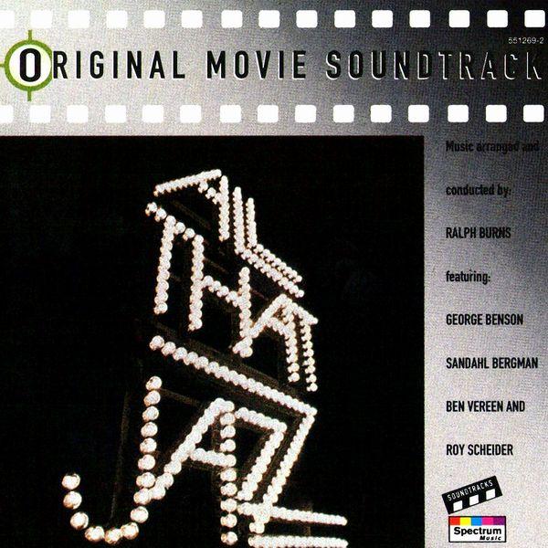 Саундтрек/Soundtrack All That Jazz | Various Artists, Ralph Burns (1979) Beсь этот джаз | Разные исполнители, Ральф Бернс