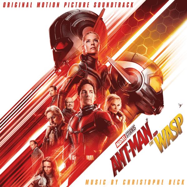 Саундтрек/Soundtrack Soundtrack | Ant-Man and the Wasp | Christophe Beck (2018) Человек-Муравей и Оса | Кристоф Бек (2018)
