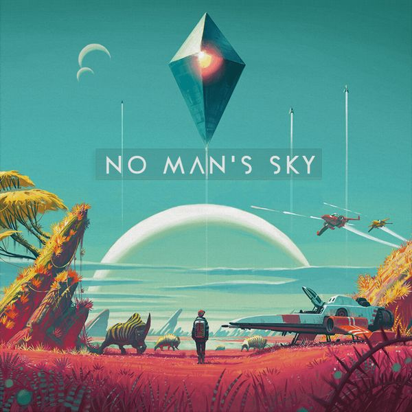 Саундтрек/Soundtrack Soundtrack | No Man's Sky: Music for an Infinite Universe | 65daysofstatic (2016