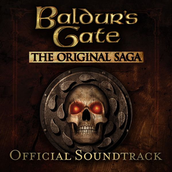Саундтрек/Soundtrack Soundtrack | Baldur's Gate: The Original Saga Official Soundtrack | Michael Hoenig (1998) Врата Бальдура: исходная сага | Майкл Хениг 1998