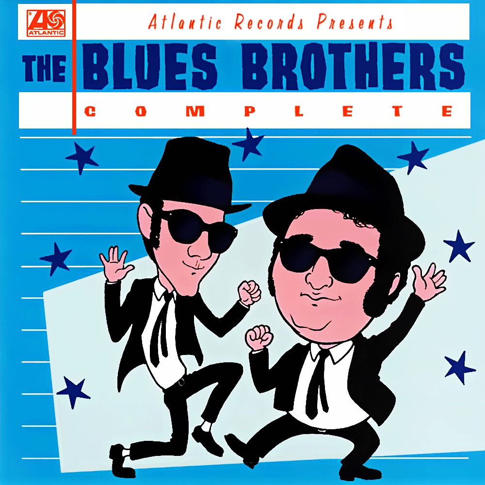 Саундтрек/Soundtrack The Blues Brothers (1980) Братья Блюз | The Blues Brothers (1980)