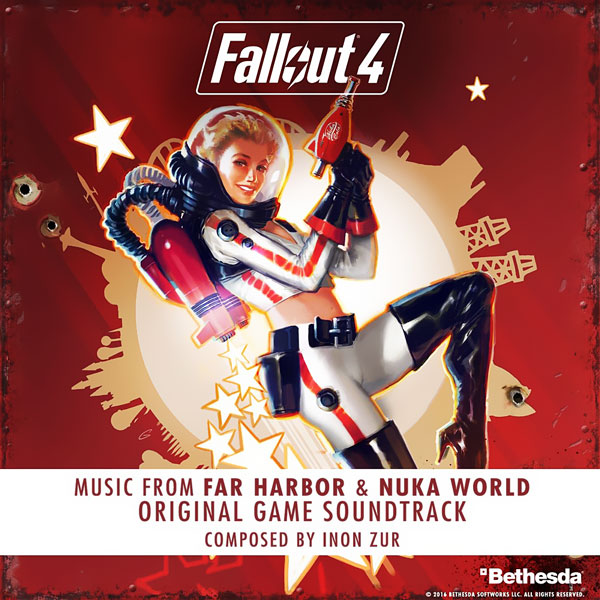 Саундтрек/Soundtrack Soundtrack | Fallout 4: Music from Far Harbor & Nuka World | Inon Zur (2016) Фолаут 4 : Музыка из Far Harbor и Nuka World | Айнон Зур